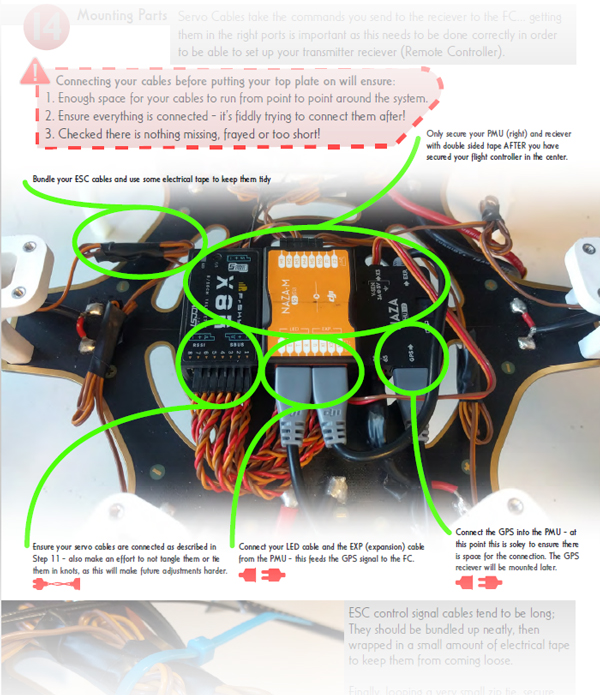 Build Your Own Drone A Step By Guide F550 Factor Ltd. Build Your Own Drone. Wiring. Drone Led Wiring Diagram At Scoala.co